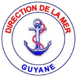 Direction de la mer logo
