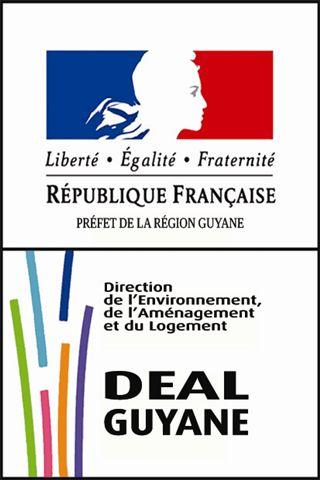 Logo DEAL Guyane S_2014